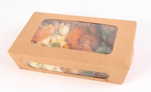 Window lunch box